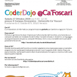 CoderWeek 2015 Coderdojo Venezia